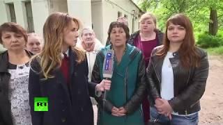 На прямой линии жители Струнина опровергли слова губернатора об аварийной больнице