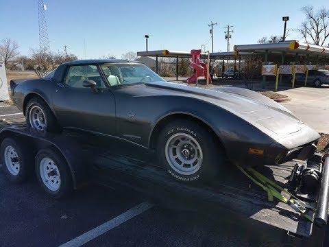 1979 C3 Corvette Coupe Daily Driver Status Video 1