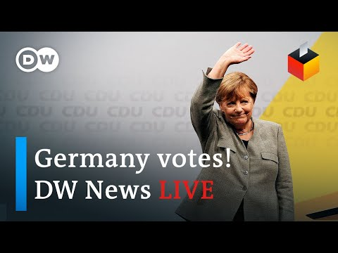 German election 2021 |  DW News livestream