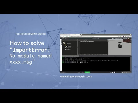 [ROS Q&A] 036 - How to solve the error