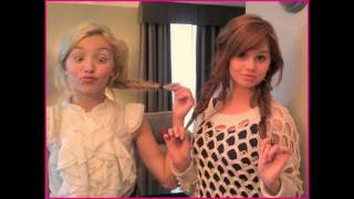 Debby Ryan Rapping Super Bass By Nicki Minaj