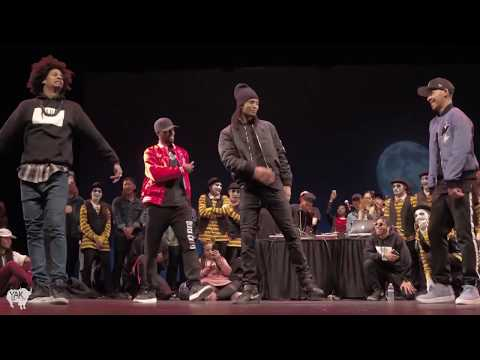 New Les Twins 2018 - Top The Duel - Exhibition Battle - City Dance Onstage 2018 ( Full Performance )