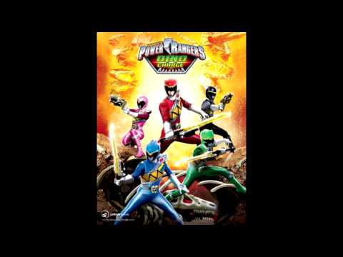 Power Rangers Dino Charge Full Theme 2