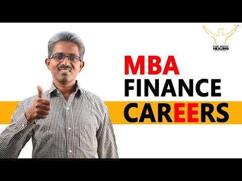 What Is MBA Finance ?| Career In MBA Finance In INDIA |CAT, GMAT, MAT, XAT| MBA Entrance |Finance