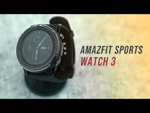 Amazfit Stratos 3 - Leave Your Phone at Home
