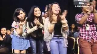 Konsert AF9 Minggu 6 - Hazama - Hey Soul Sister SDTV-DiMENSi