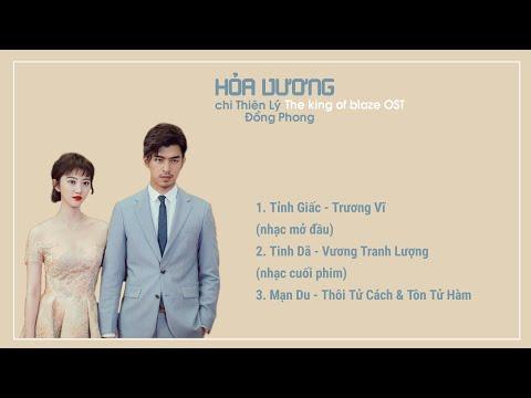 [Playlist] Nhạc Phim Hỏa Vương Chi Thiên Lý Đồng Phong