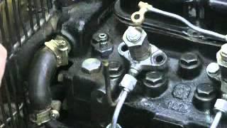 engines compression testing procedures