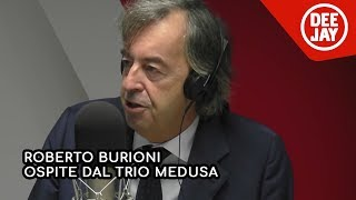 Fake news sui vaccini e bugie sull'omeopatia: Roberto Burioni ospite dal Trio Medusa