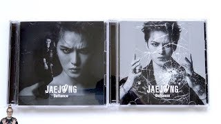 Cover images Unboxing Jaejoong 2nd Japanese Single Album Defiance [Type A & B Editions]