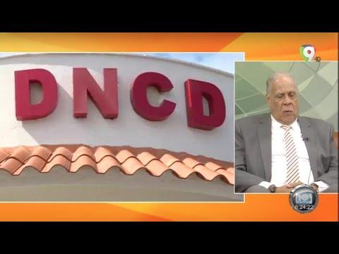 Renuncia del jefe de la DNCD ha causado gran asombro - Hoy Mismo por Color Visión Canal 9