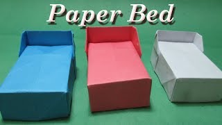 Video How to Make Easy Origami Bed for Doll / paper bed/ origami. download MP3, 3GP, MP4, WEBM, AVI, FLV September 2018