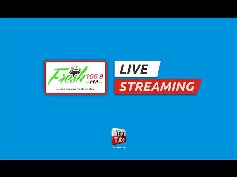 Fresh 105.9 FM 📻 Ibadan Live Streaming