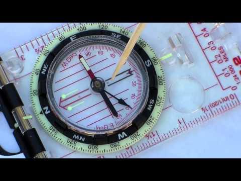 Suunto MC2 compass overview