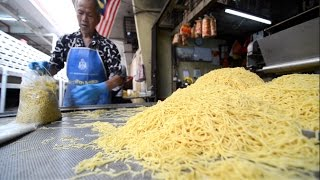 The Little Noodle Factory Of KL's Chow Kit