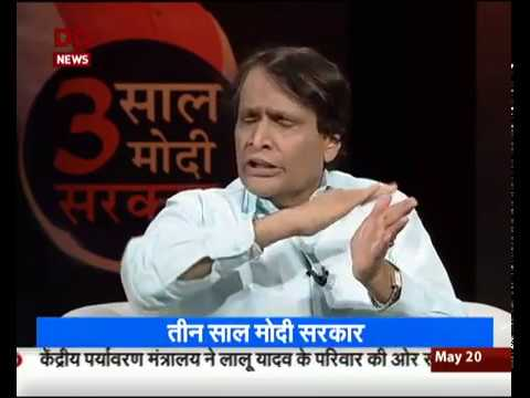 Interview with Union Ministers Suresh Prabhu and Dharmendra Pradhan
