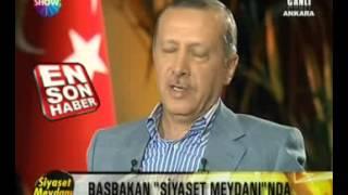 Başbakan Erdoğan Ali Kırca'yı fena bozdu