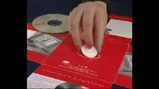 Держатель для дисков - CD клипсы(Держатель для CD дисков - самоклеящиеся пластиковые держатели для дисков, которые позволяют прикрепить..., 2014-09-02T07:56:00.000Z)