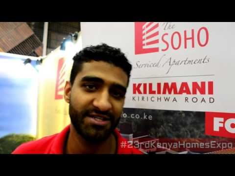 SOHO Apartments #23rdKenyaHomesExpo