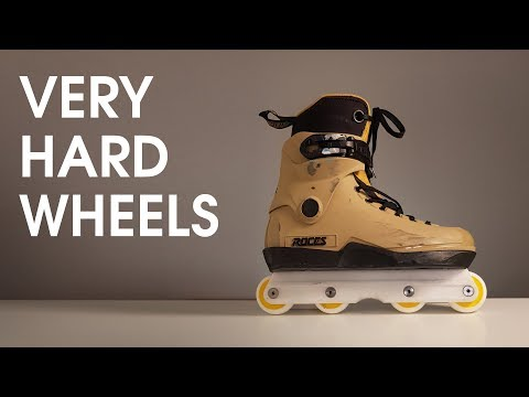 Dead Wheels 95A First Impression // Aggressive Inline Skating Tech