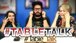 Cry Yourself to Sleep-Walking on #TableTalk!!