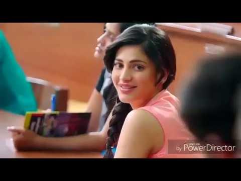 whatsapp impressive video status hindi 30 seconds    romantic shruti hasan song   
