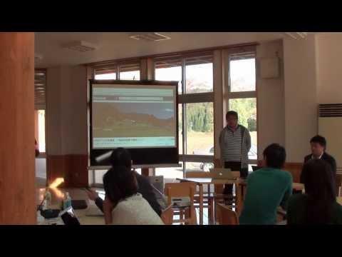 いなかソンin五城目2013/11/09:開会式講演データでズバリ秋田と五城目のいまと未来を考える
