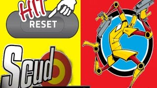 Hit Reset: Scud The Disposable Assassin (Sega Saturn)