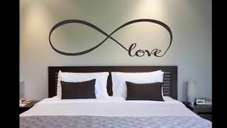Bedroom Wall Decals   Bedroom Wall Decals For Couples | Home Interior Wall Decor & Design