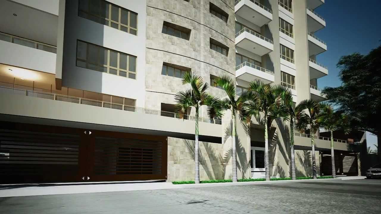 Torre Monaco VII en Piantini Santo Domingo  YouTube