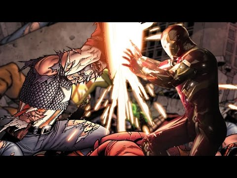 13 Biggest Captain America: Civil War Movie  Comic Differences