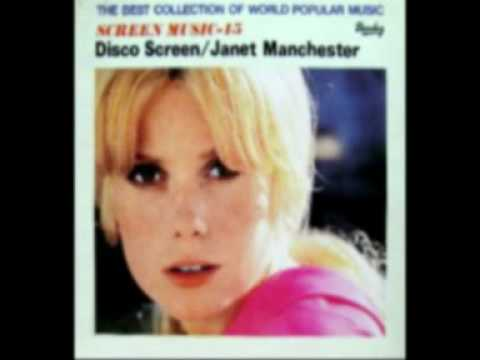 Janet Manchester - Movie lovers disco(1978)
