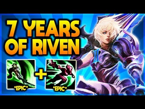 I've Played Riven Non-Stop for 7 Years.