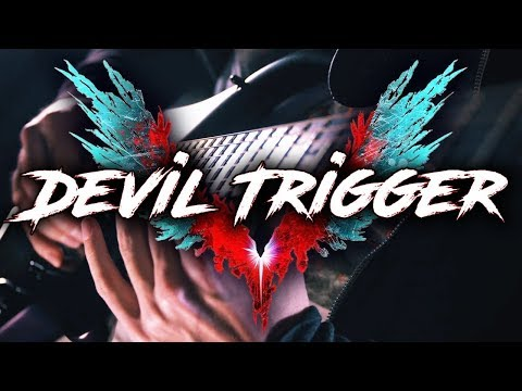 Devil May Cry 5 - Devil Trigger || METAL COVER By RichaadEB (ft. Lollia & Little V)
