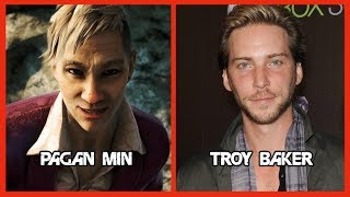 Characters and Voice Actors - Far Cry 4