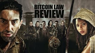Bitcoin Law Review - Is Ripple or Airdrops Securities and Michael Terpin vs AT&T