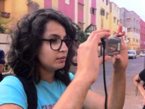 Global Girl Media on Moroccan National Radio