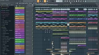 [FL STUDIO] Alan Walker - Alone (Full Remake) ALMOST ACCURATE! +FLP