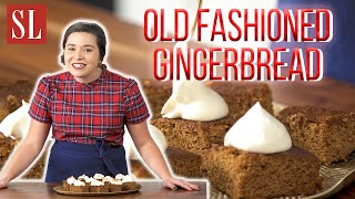How to Make Old Fashioned Gingerbread | South's Best Recipes | Southern Living
