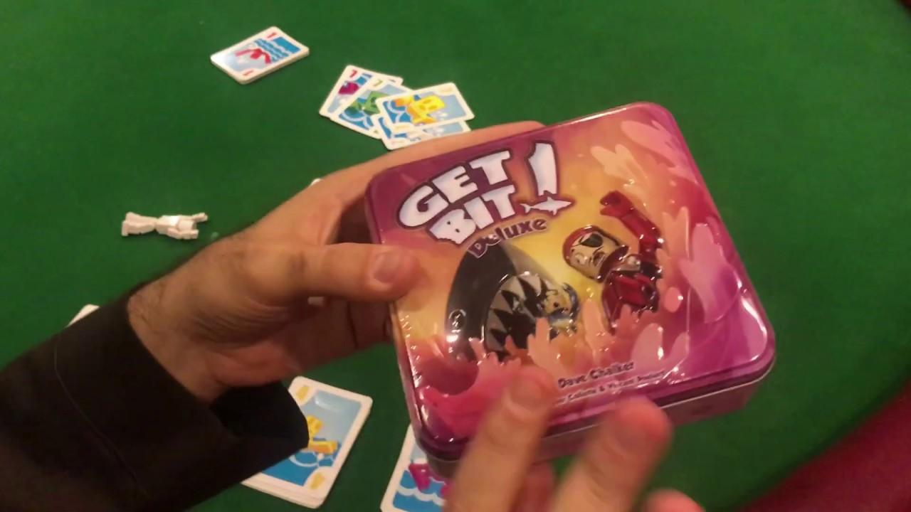 شرح لعبة Get bit deluxe