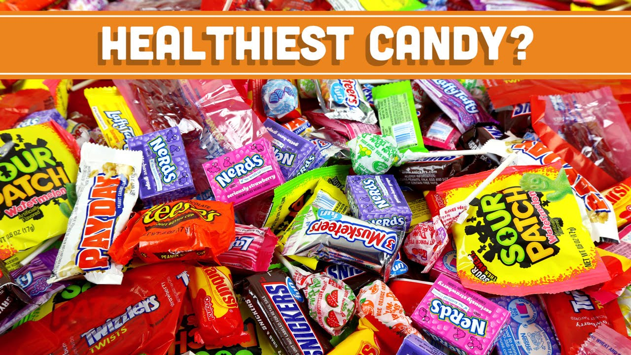 Healthy Halloween Candy Choices! Mind Over Munch - YouTube