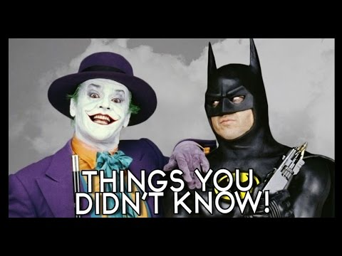 Thumbnail: 7 Things You (Probably) Didn't Know About Batman (1989)!