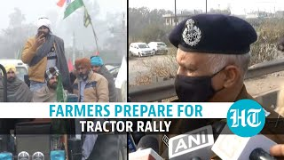 Watch: Routes to avoid as farmers gear up for tractor rally on Republic Day