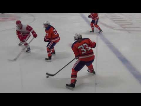Sacred Heart (8) Vs Post (2) Women's Hockey 2017-11-03 Third Period