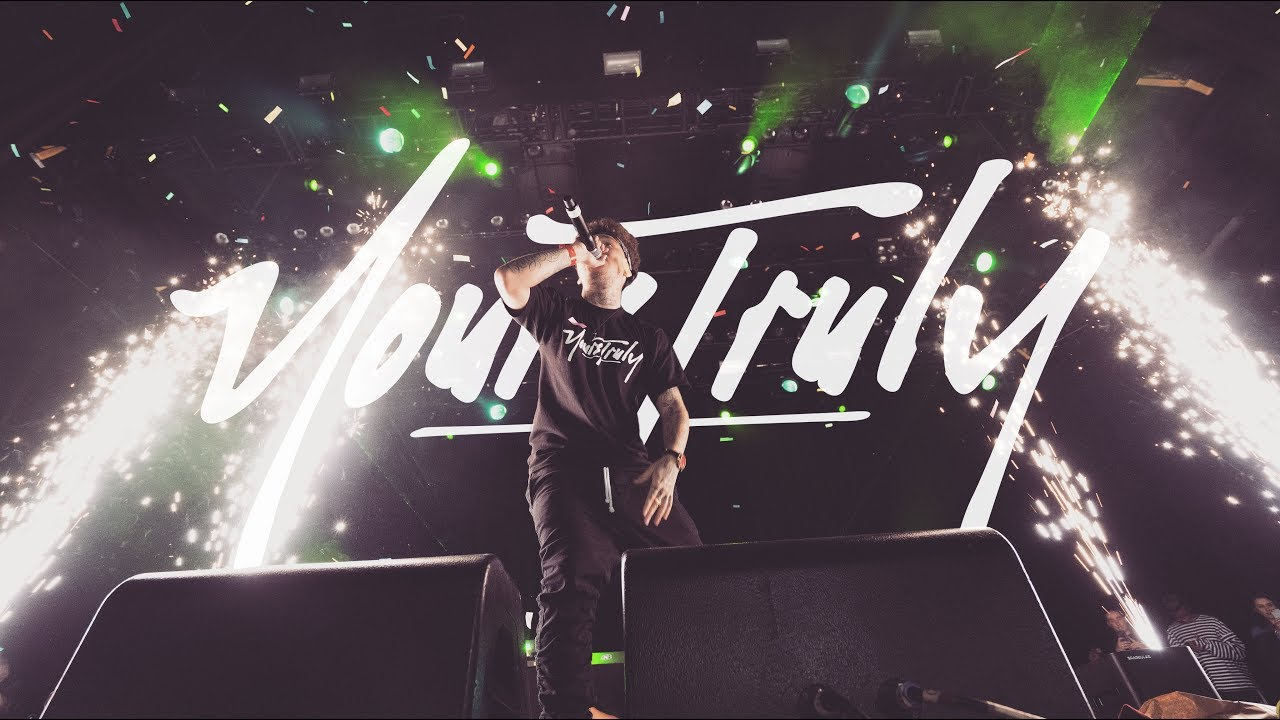 phora s last show from his yours truly forever tour 2017 la the