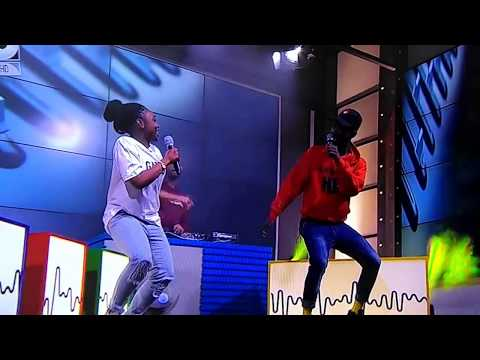 Live Performance of Killa Kau ft. Mbalz - Tholukuthi Hey