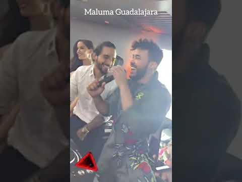 Atmsphre tocando en el after Party de Maluma (Natalia, Prince Royce, Pipe Bueno) Miami
