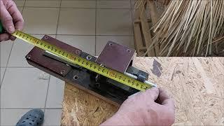 Обзор комбинированного станка для строгания шинки