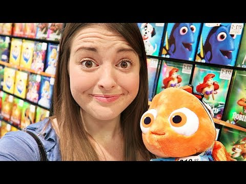 INTERVIEW AT THE DISNEY STORE!