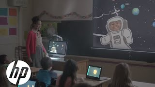 Reinvent Learning | HP Education Solutions | HP thumbnail